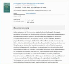 2017_04_Gall_NTM_Lektorat_Wissenschaft